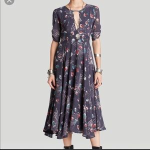 Free People Midi Dress